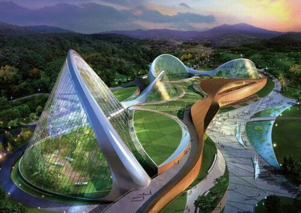 The Ecorium Project 51 Sustainability in ActionThe Ecorium Project in South Korea, A Giant Nature Reserve