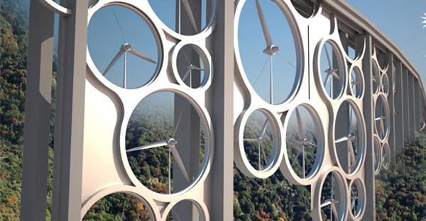 turbínový most