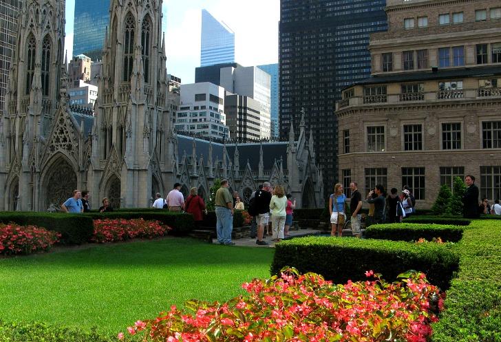strešné záhrady v Rockefeller Center (7)