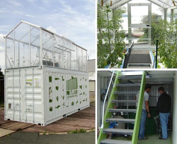 Prenosný skleník (1)