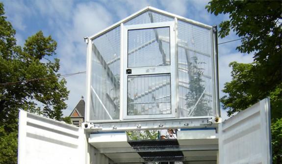 Prenosný skleník (4)