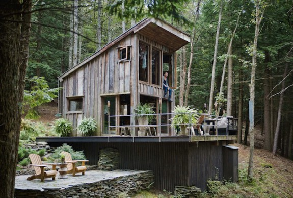 Lesné útočište bez moderných technológií (1)