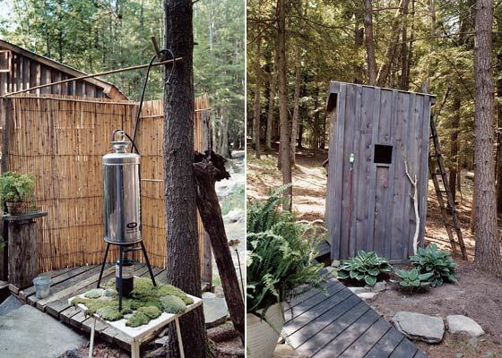 Lesné útočište bez moderných technológií (5)