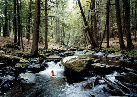 Lesné útočište bez moderných technológií (8)