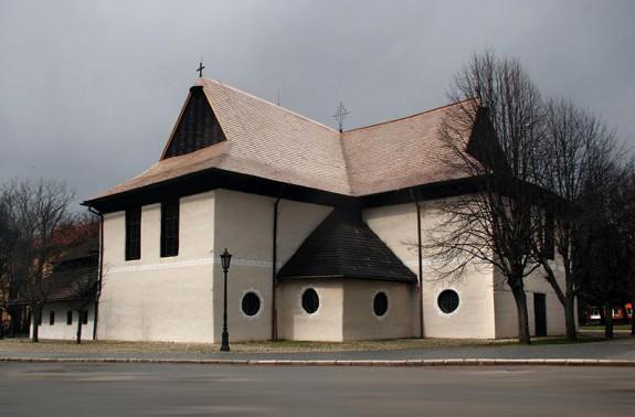 Evanjelický (artikulárny) kostol v Kežmarku
