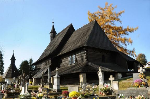 Rímskokatolícky Kostol Všetkých svätých v Tvrdošíne