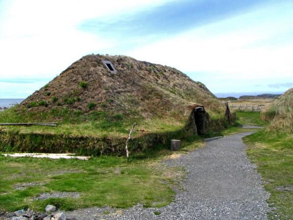 Vikingske domy