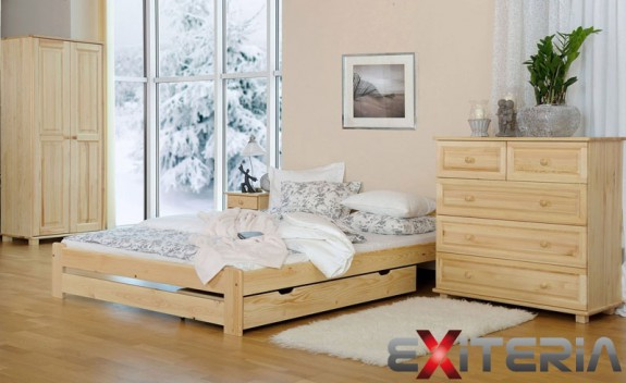 Škandinávske postele