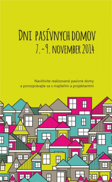 Dni pasivnych domov 2014