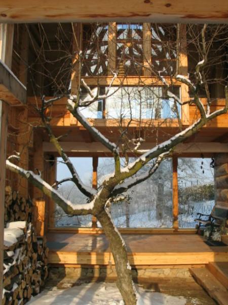 Dom pod jabloňou v Marianke (2)