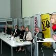 Zľava: Peter Dzurko, Georgi Georgiev, Miroslav Marko, Doris Wirth, Dušan Petráš (SvF STU), Darina Lalíková (Vydavateľstvo EUROSTAV)