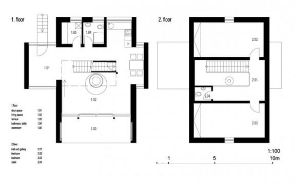 StribrnaSkalice_Víkendový dom pri rieke (2)