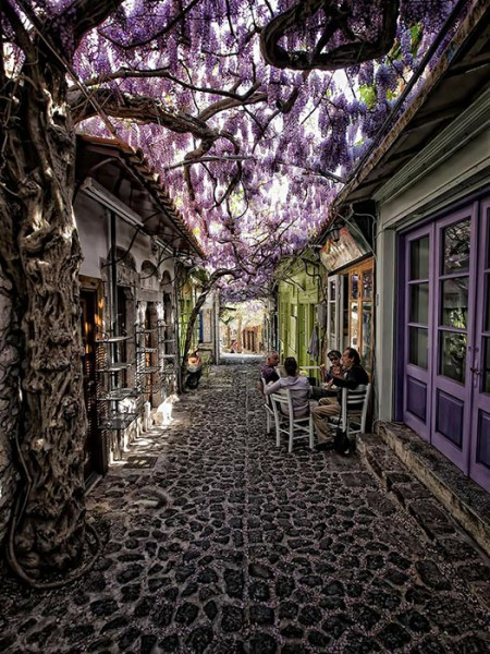 Molyvos, Grécko