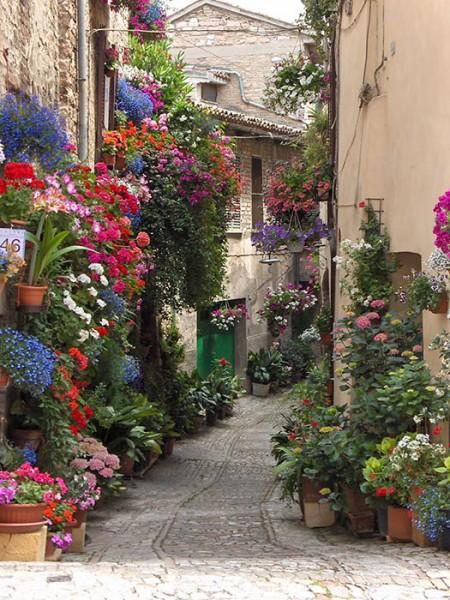 Spello, Taliansko